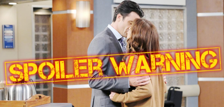 Days Of Our Lives Spoilers: Ted Kisses Hope-- How Will She Respond