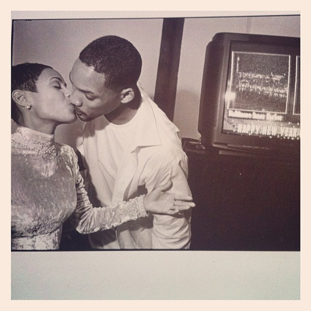 Jada-and-Will-Smith-early-stages-of-marriage