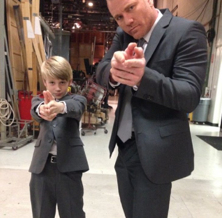 'The Young And The Restless' News: Sean Carrigan And Jared Breeze Are Best Buds - Check Out The Hilarious Photos Here!