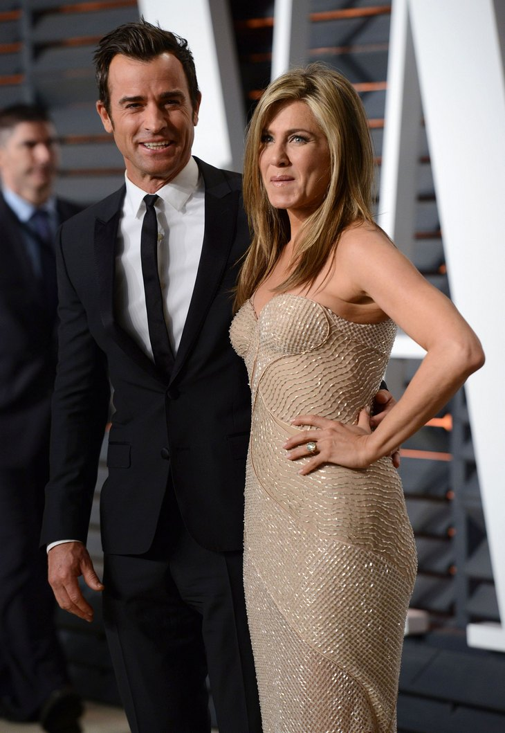 Jennifer Anniston Finally Married To Fiance Justin Theroux At Secret Wedding In California