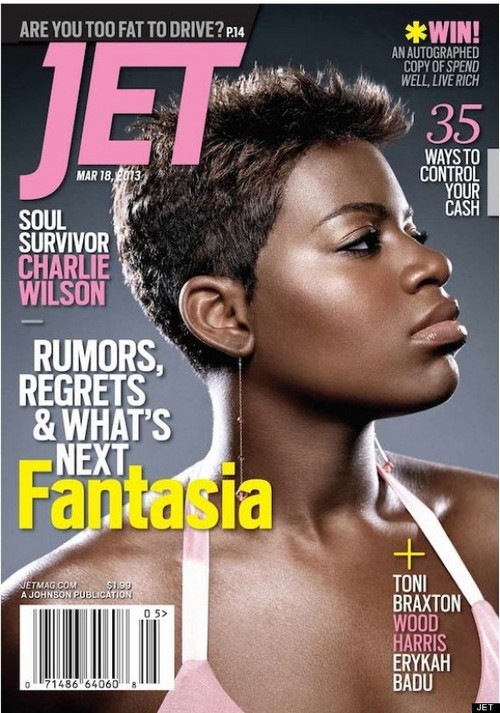 Fantasia Sets The Record Straight On Jet, Music and More