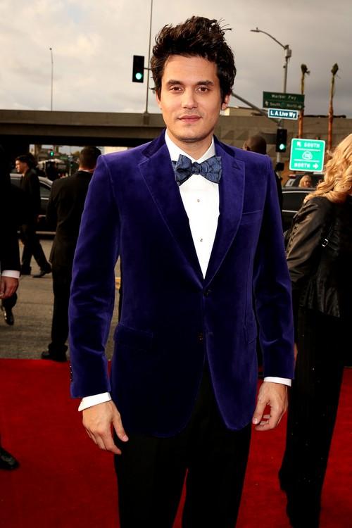 John-mayer-2013-Grammy-Awards-Red-Carpet-Arrival
