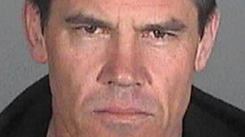 Josh Brolin Jailed on New Year's - His Third Arrest!