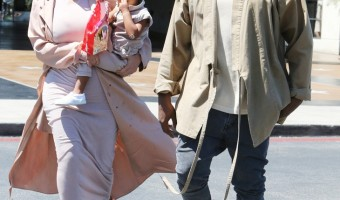 Kanye West Cheating On Pregnant Kim Kardashian: Kanye Caught Looking At Naked Pics Of His Ex Amber Rose!