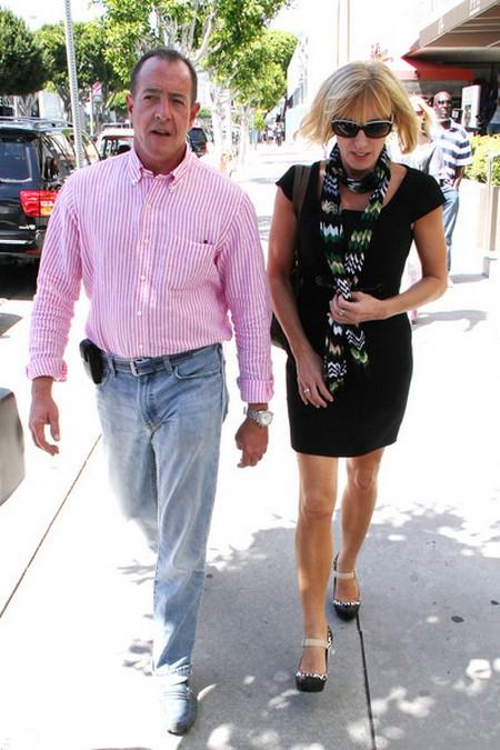 Kate Major Calls Police On Michael Lohan Again