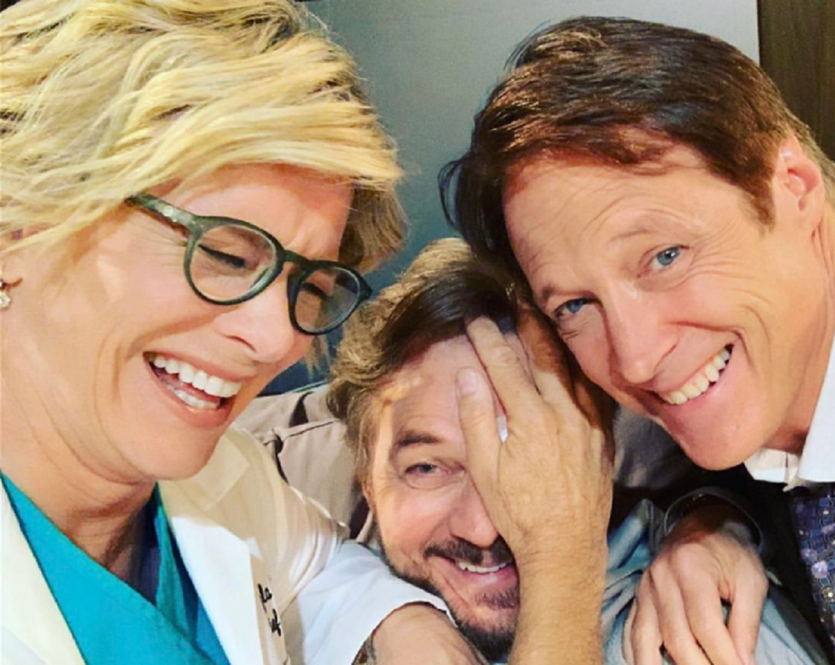 Days Of Our Lives Spoilers When Will Stephen Nichols Return And Will Steve Still Have His Trademark Eye Patch Hollywood Hiccups