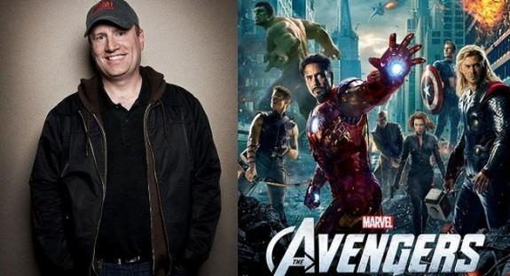 Kevin Feige Avengers