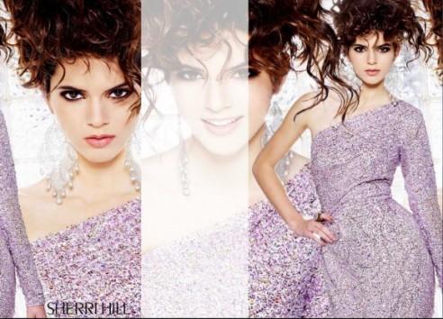 Kendall Jenner Prom Dress Shoot