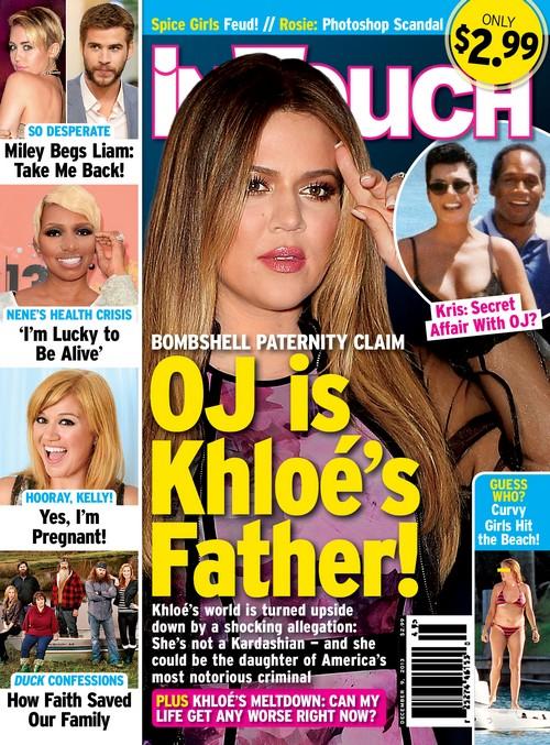 OJ Simpson Definitely Khloe Kardashian's Father