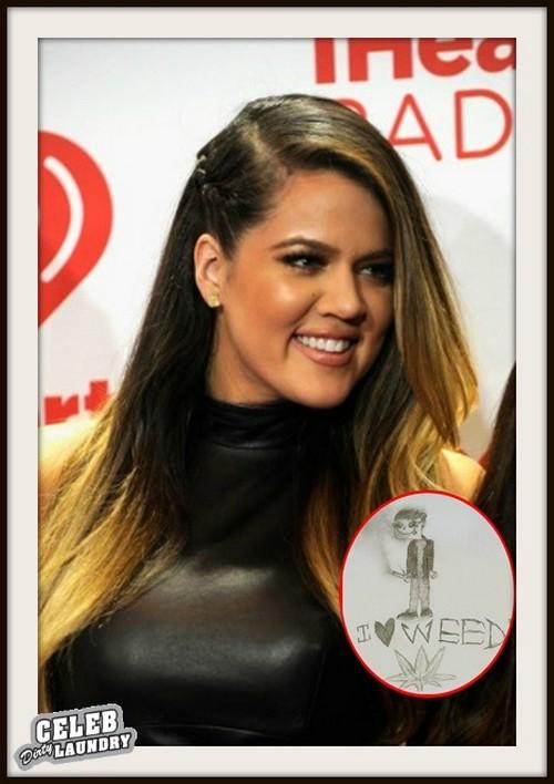 Khloe Kardashian Influences Kendall Jenner To Start Doing Drugs - Smokes Weed With Kourtney Kardashian and Scott Disick!