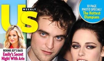 Shocking News: Kristen Stewart Cheated On Robert Pattinson (Photo)