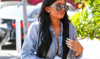 Kylie Jenner Admits To Getting Temporary Lip Fillers – Claims She Didn't Lie