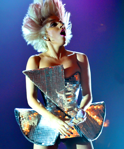 Lady Gaga To Star In Her Own Movie
