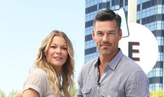 LeAnn Rimes And Eddie Cibrian In 'Rut'