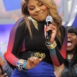 Lil Kim Takes To Twitter And Admits To Feeling 'Disrespected' By Host At 106 & Park For Mentioning Nicki Minaj Feud