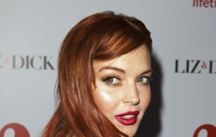 Lindsay Lohan Arrested For Punching A Woman At A New York City Club