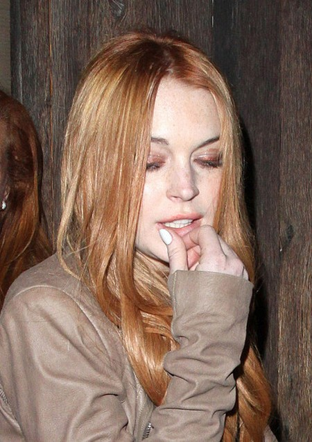 Lindsay Lohan's Fights And Lies Jeopardize Her Elizabeth Taylor Contract