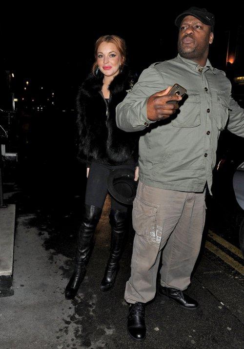 Lindsay Lohan Skips NYC Court Date – Parties Til 5 AM Instead