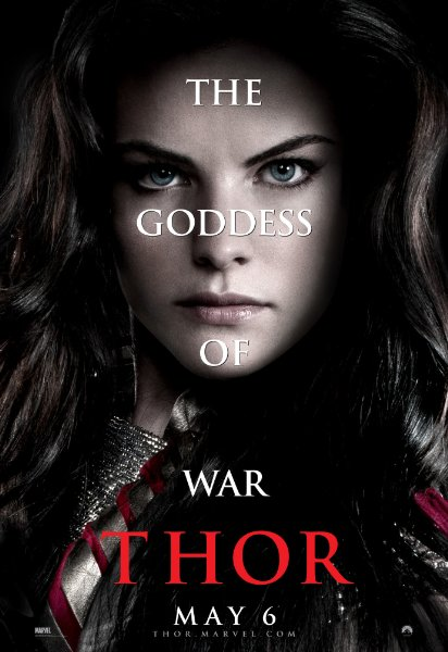 Thor Movie Poster – SIF