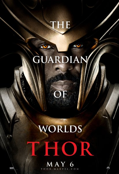 Thor Movie Poster – Heimdall