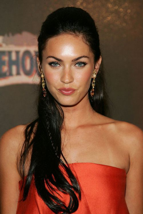 Megan Fox red carpet