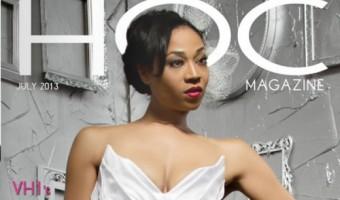 MiMi Faust Covers House Of Chapple Magazine (Photo)
