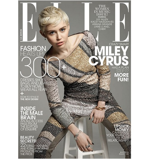Miley Cyrus Thinks Feminism Confers the Right to Be Overtly Sexually Obscene