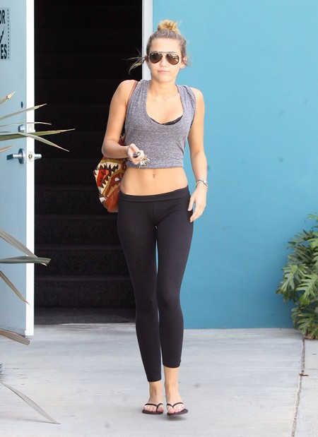 Miley Cyrus An Anorexic Or Just A Spoiled Brat (Photo)