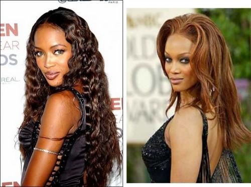 Tyra Banks and Naomi Campbell Are At War