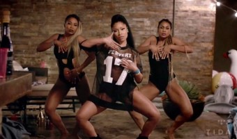 """Nicki Minaj And Tyga's Feud Escalates: Disses Tyga And Calls Him A Pervert For Dating Kylie Jenner In """"Feelin Myself"""" Video"""