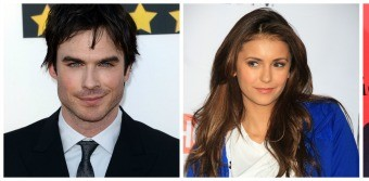 Vampire Diaries Nina Dobrev Hooking Up With Ian Somerhalder AND Liam Hemsworth