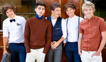 One Direction's Niall Horan Announces Boy Band's First Fragrance Is In The Works: 'It's On The Way'