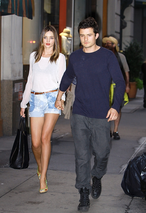 Miranda Kerr And Orlando Bloom Have No Plans On Having More Babies