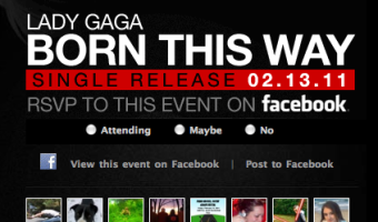 Lady Gaga Getting Emotional About 'Born This Way' Release
