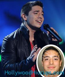 MUGSHOT – Stefano Langone – American Idol