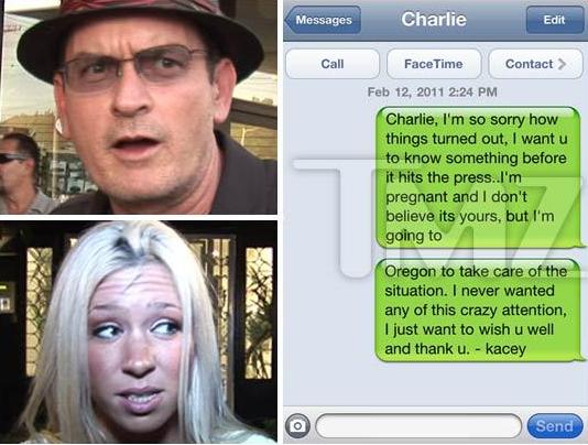 One Of Charlie Sheens Porn Star Buddies Kacey Jordan