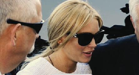 Lindsay Lohan Court Appearance Feb 9 2011