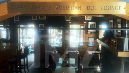 Casey Abrams  – American Idol – Hometown Stud – Cafe Aroma