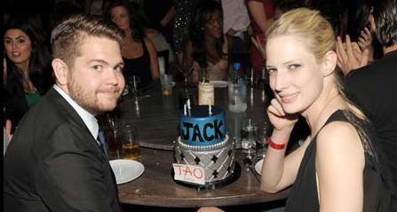 Jack Osbourne and Sarah McNeilly