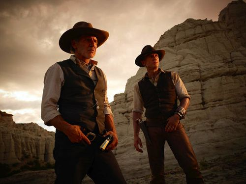 Cowboys & Aliens Stills