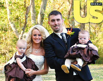 Teen Mom 2 – Leah Messer Wedding Photos