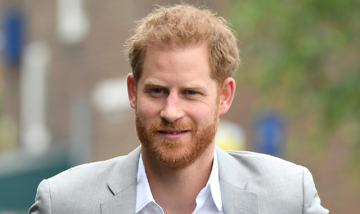 Prince Harry Skips Ex-Girlfriend Ellie Goulding's Wedding ...