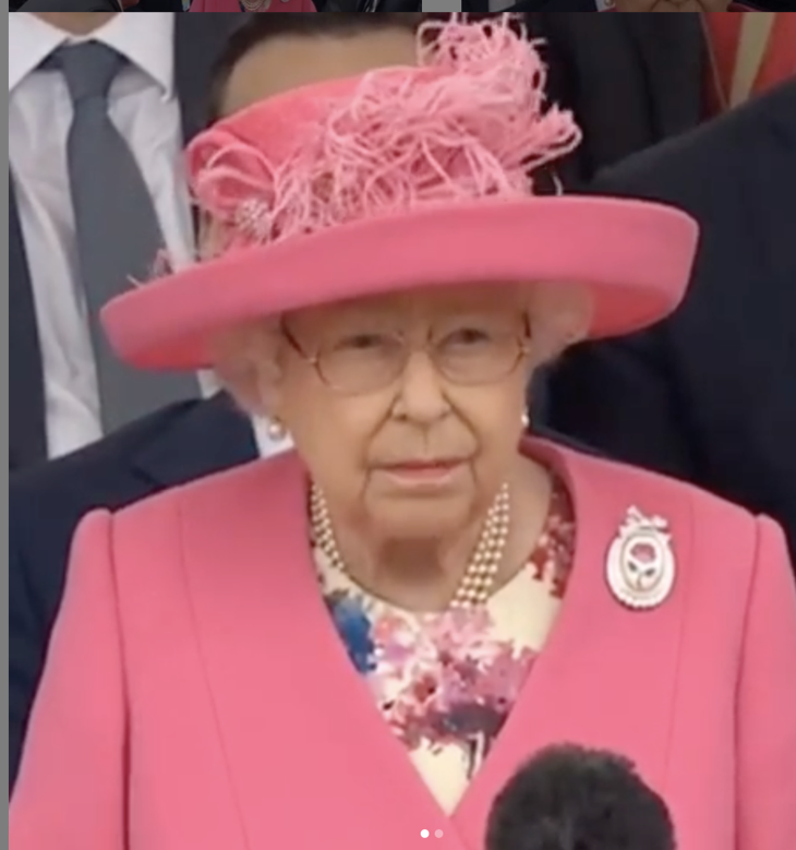 Queen Elizabeth Gives Prince Harry A Warning About His