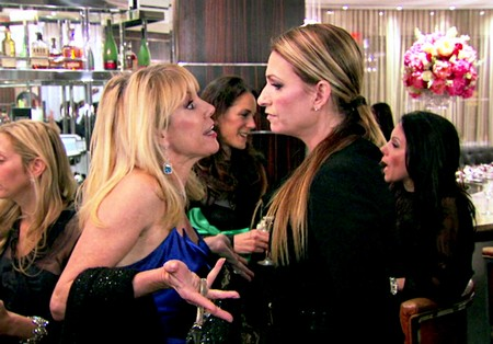 Real Housewives of NYC's Ramona Singer Wants Heather Thomson to Back Off