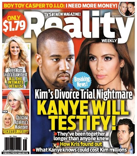 Will Kanye West Testify For Kris Humphries At Kim Kardashian's Divorce Trial?