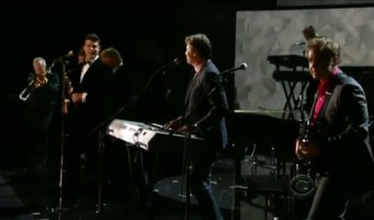 Grammys 2014 Robin Thicke and Chicago Performance SEE HERE!