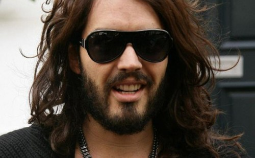 Russell Brand Donates Money to the homeless