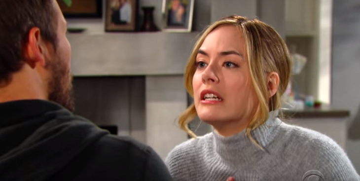 The Bold And The Beautiful Spoilers: Annika Noelle Talks Steam