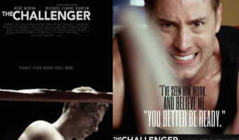 WATCH The Trailer For 'The Young and The Restless' Justin Hartley's New Movie 'The Challenger'