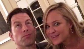 'The Young and the Restless' Alum Michael Muhney & Sharon Case Hanging Out – Funny Videos!